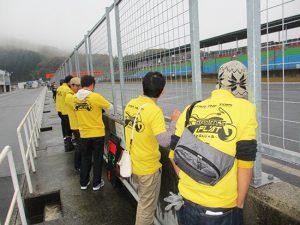 レースチーム写真