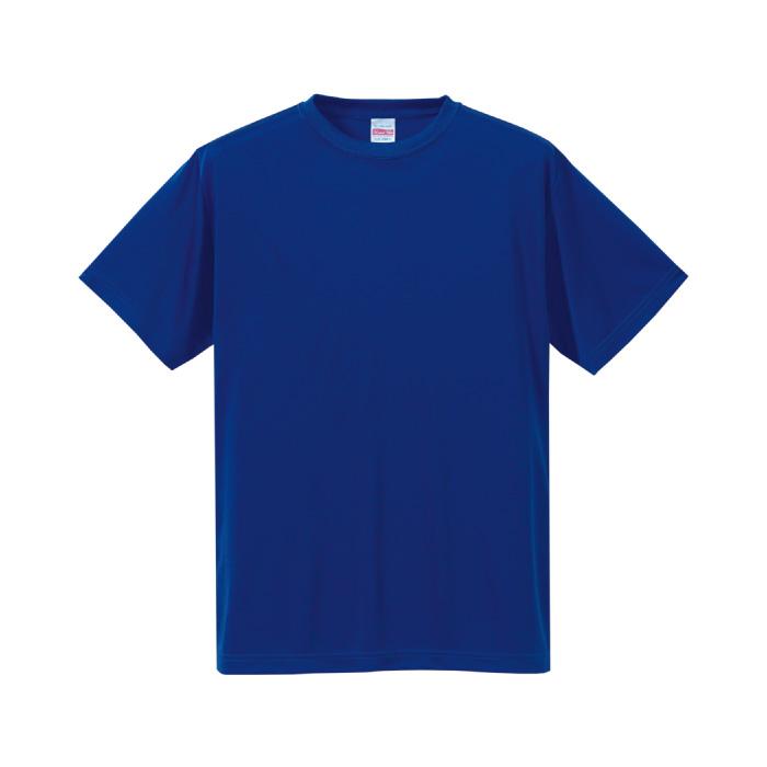 4.7オンス ドライシルキータッチ Tシャツ