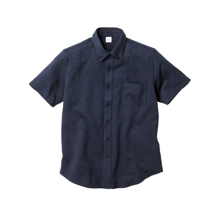 ビズスタイルニットシャツ
