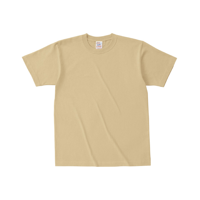 オープンエンドマックスウェイトTシャツ