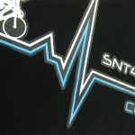 プリント制作事例:心電図サイクリング