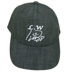 サイン入り帽子