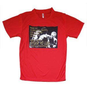 試合記念Tシャツ