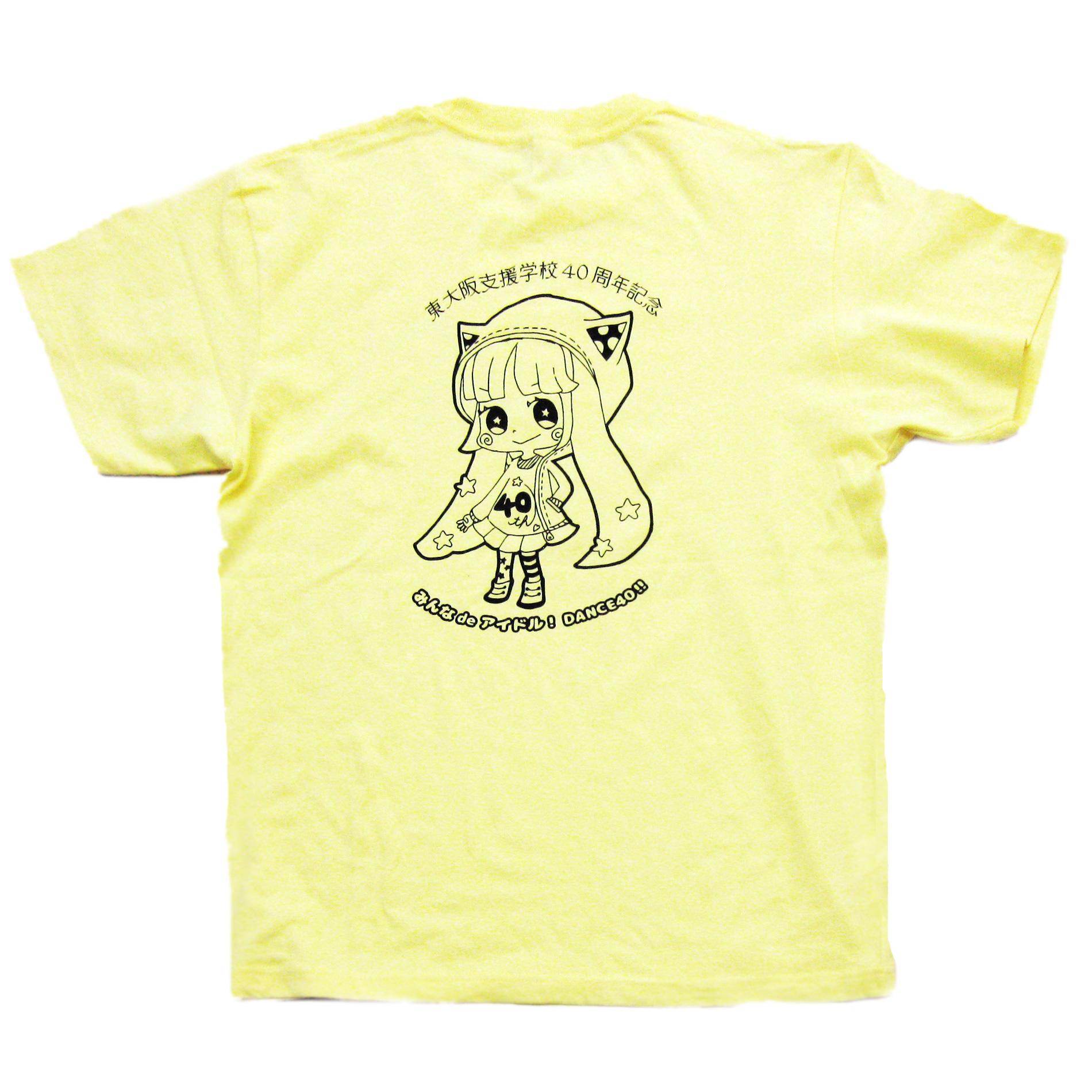 40周年記念Tシャツ