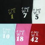 I LOVE W.E