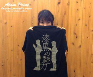 ライブ!オリジナルTシャツ!
