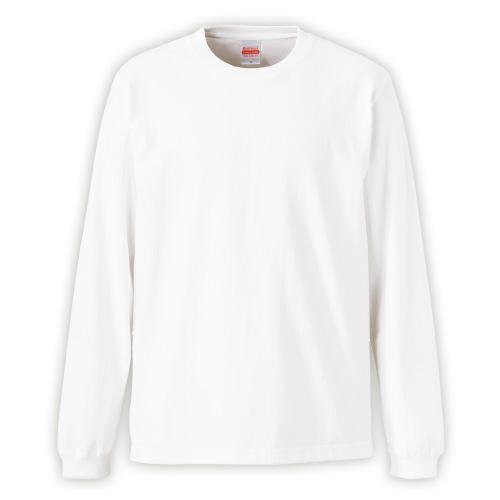 オーセンティック スーパーヘヴィーウェイト 7.1オンス ロングスリーブ Tシャツ 1.6インチリブ
