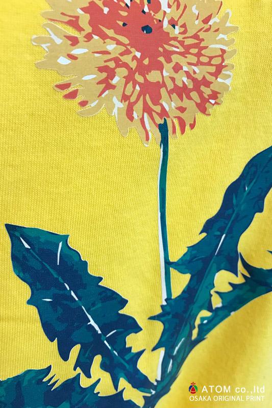 ディスプレイTシャツ フルカラープリント 大阪 オリジナルプリント