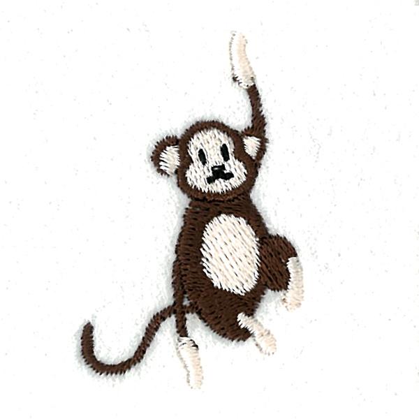 アトムミニの刺繍デザイン どうぶつ