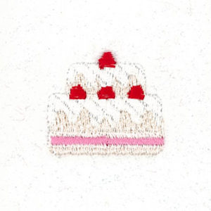 たべもの-005 2段ケーキ