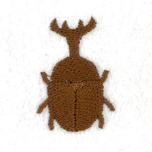 こんちゅう-003 カブトムシ