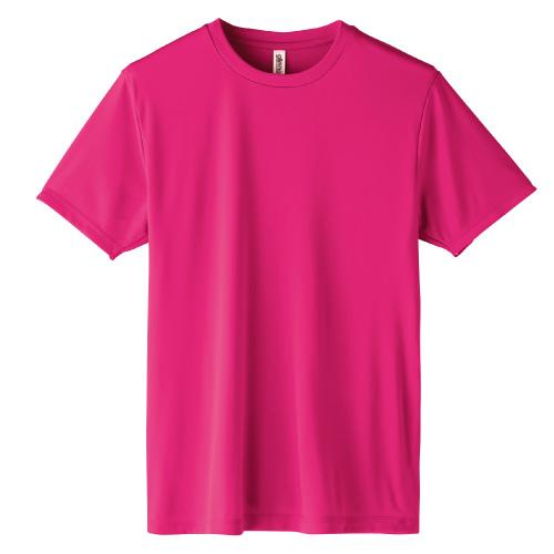 3.5オンス インターロック ドライ Tシャツ
