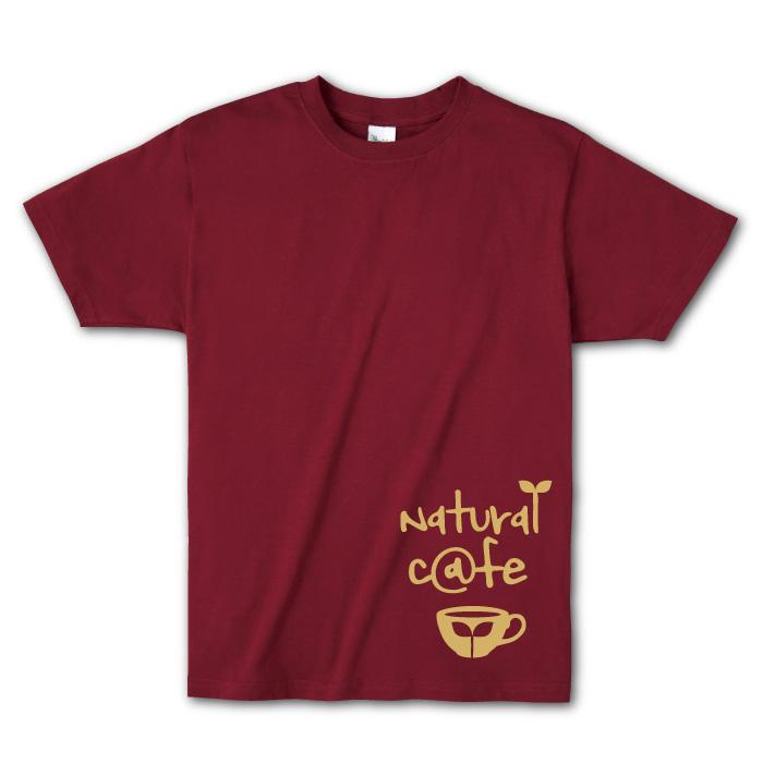 ライトウェイトTシャツのプリントイメージ