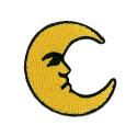 ワッペン「月」