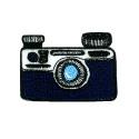ワッペン「一眼レフカメラ」