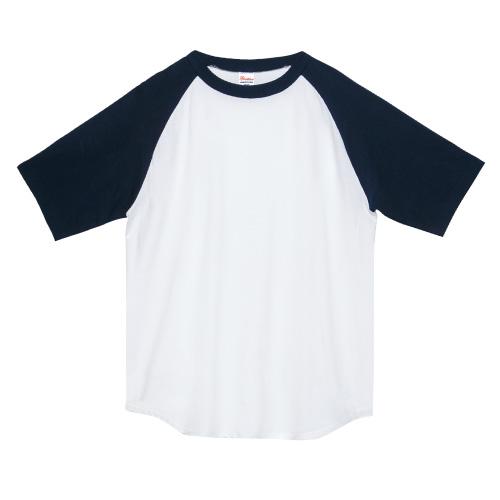 5.6オンス ヘビーウェイト ラグランTシャツ