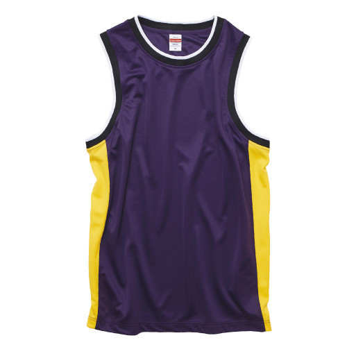 4.1オンス ドライ バスケットボール シャツ