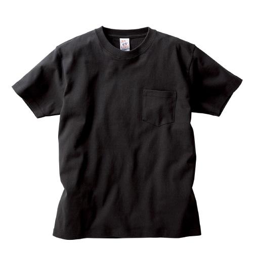 オープンエンド マックスウェイト ポケットTシャツ