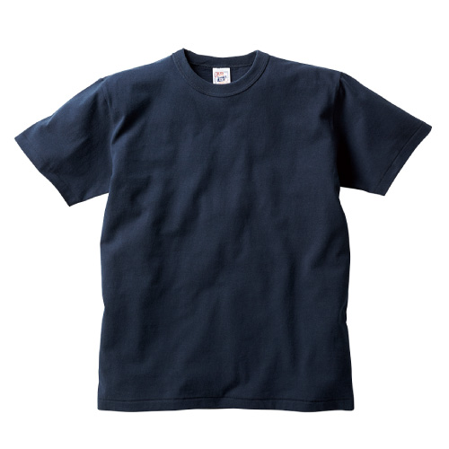 オープンエンド マックスウェイト バインダーネックTシャツ
