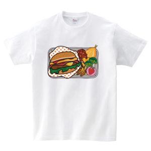 ハンバーガー弁当