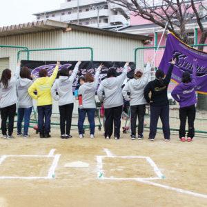 大正区少年軟式野球連盟 北恩加島子ども会野球部 KITAOKA