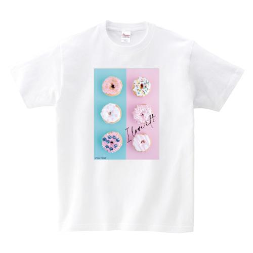 アトムのデザイン素材 レトロデザイン〈I love it!〉