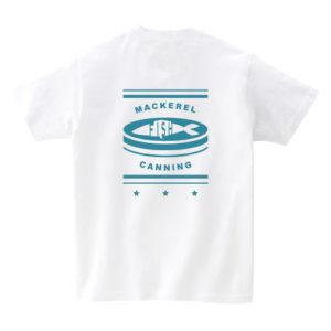 缶詰Tシャツ:魚