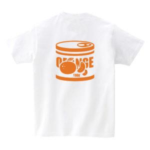 缶詰Tシャツ:オレンジ