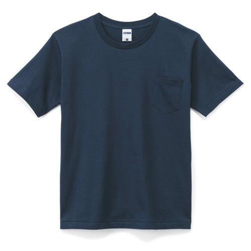 ポケット付き7.1オンスTシャツ