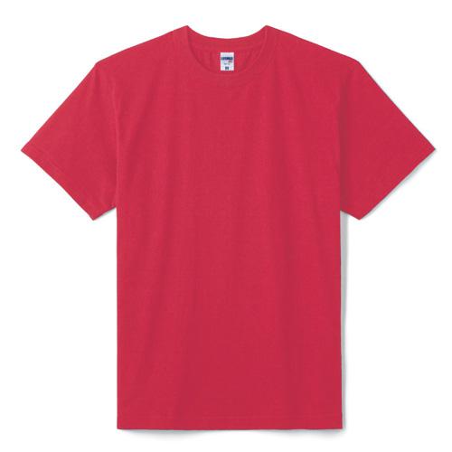6.2オンスヘビーウェイトTシャツ(ポリジン加工)