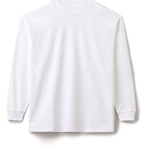 10.2オンススーパーヘビーウェイトモックネックTシャツ