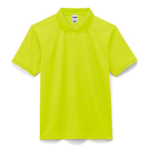 ベーシックドライポロシャツ