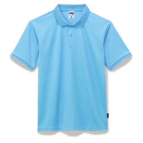 ベーシックドライポロシャツ(ポリジン加工)