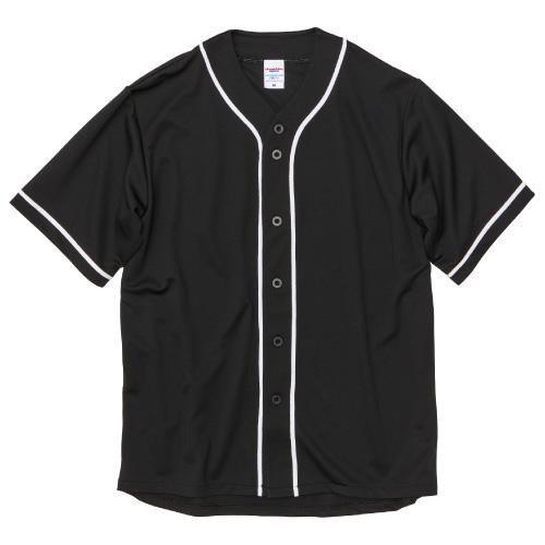 4.1オンス ドライ ベースボールシャツ